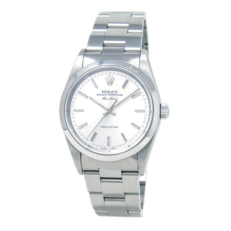 Rolex Air-King Automatic // 14000 // P Serial // Pre-Owned