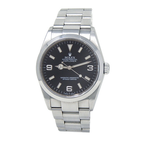 Rolex Explorer Automatic // 114270 // F Serial // Pre-Owned