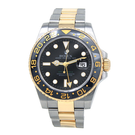 Rolex GMT-Master II Automatic // 116713 // Z Serial // Pre-Owned