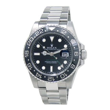Rolex GMT-Master II Automatic // 116710 // V Serial // Pre-Owned