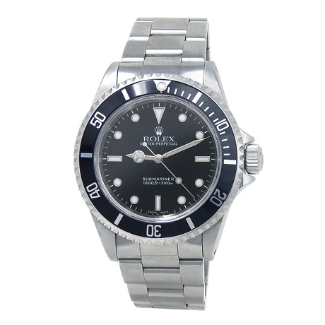 Rolex Submariner Automatic // 14060 // P Serial // Pre-Owned
