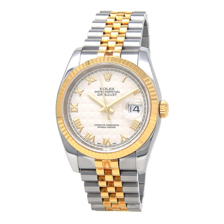 Rolex Datejust Automatic // 116233 // F Serial // Pre-Owned