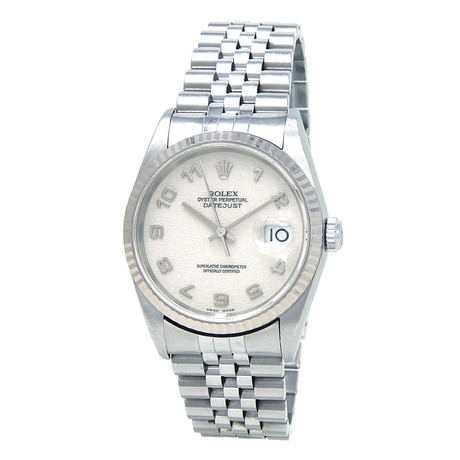 Rolex Datejust Automatic // 16234 // T Serial // Pre-Owned