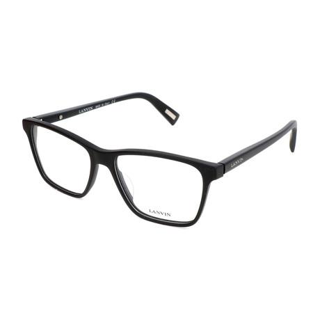 Men's VLN781 Optical Frames // Black