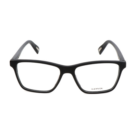 Men's VLN781 Optical Frames // Black
