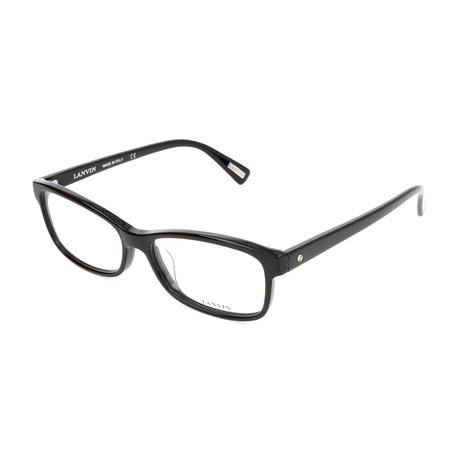 Men's VLN663M Optical Frames // Black