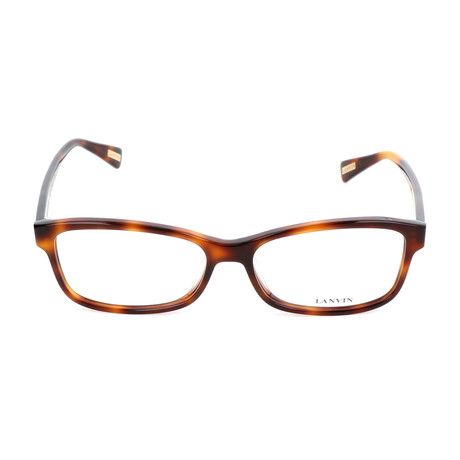 Men's VLN663M Optical Frames // Dark Havana