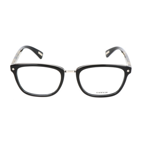 Men's VLN667M Optical Frames // Black