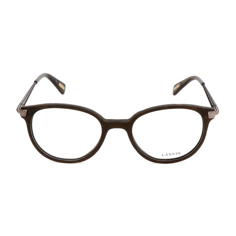 UNISEX VLN670M Frames // Rose Gold + Dark Brown