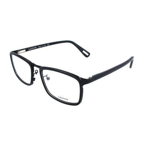 Men's VLN062 Optical Frames // Black