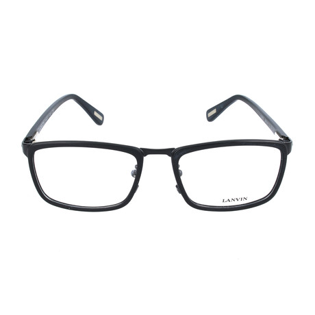 Men's VLN062 Optical Frames // Black
