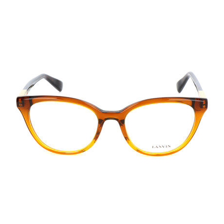 Women's VLN709 Frames // Caramel + Brown