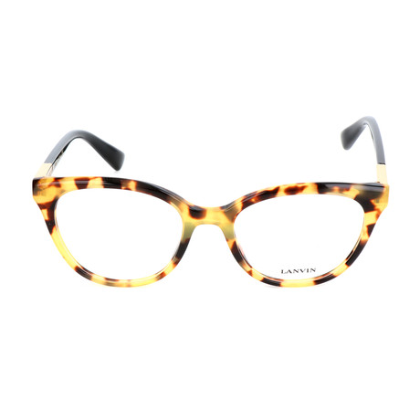 Women's VLN709 Frames // Yellow Havana