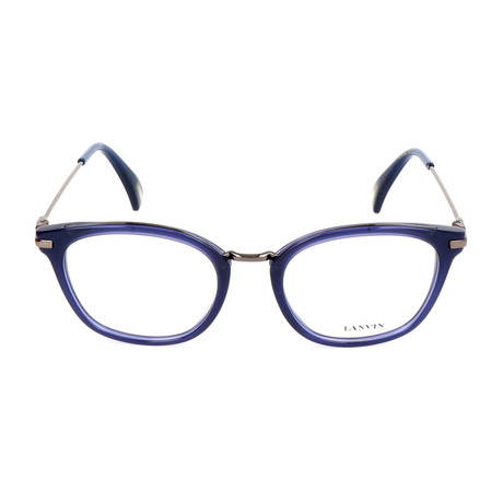 Men's VLN085M Optical Frames // Purple