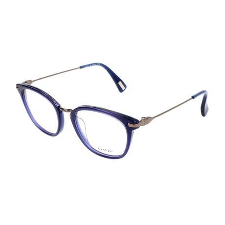 Men's VLN085M Optical Frames // Purple