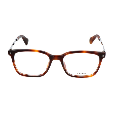 Men's VLN730 Optical Frames // Dark Havana