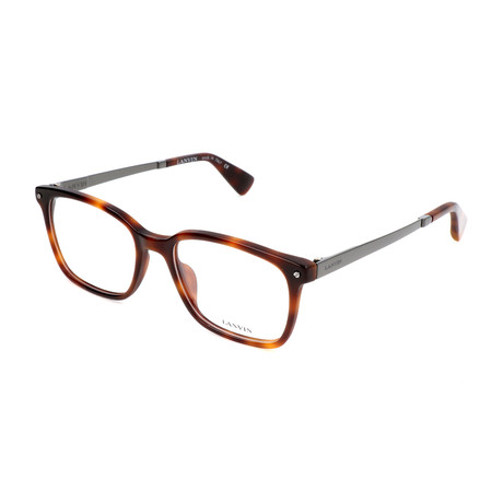 Men's VLN730 Optical Frames // Dark Havana