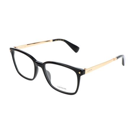 Men's VLN730 Optical Frames // Black