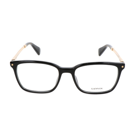 Men's VLN730 Optical Frames // Black