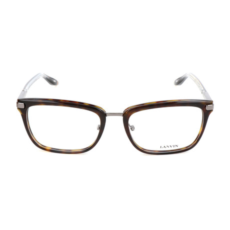 Men's VLN736 Optical Frames // Havana