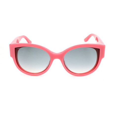 Pollie Sunglasses // Pink