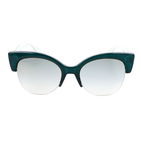 Priya Sunglasses // Green