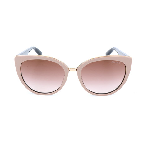 Dana Sunglasses // Nude + Black