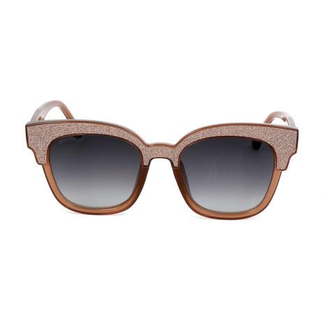 Mayela Sunglasses // Nude