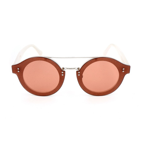 Women's Montie Sunglasses // Ivory