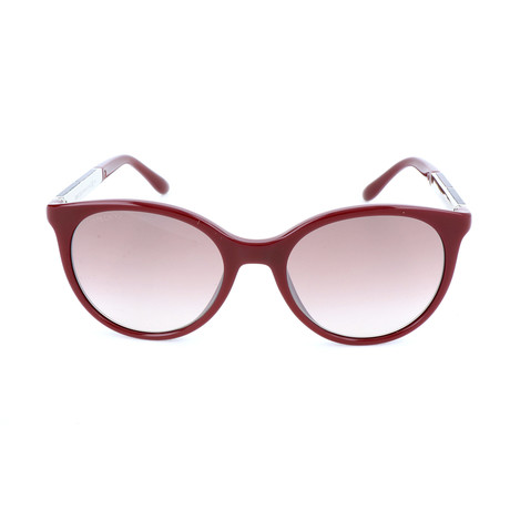 Erie Sunglasses // Burgundy