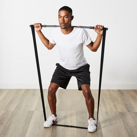 Swedish Posture Mini Gym Full Body Exercise Fitness Kit