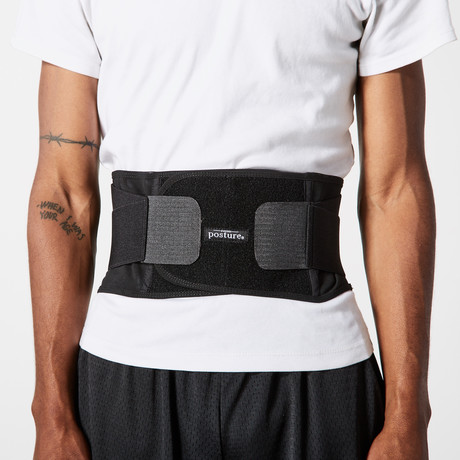 Swedish Posture Stabilize Lower Back Support Belt (S)