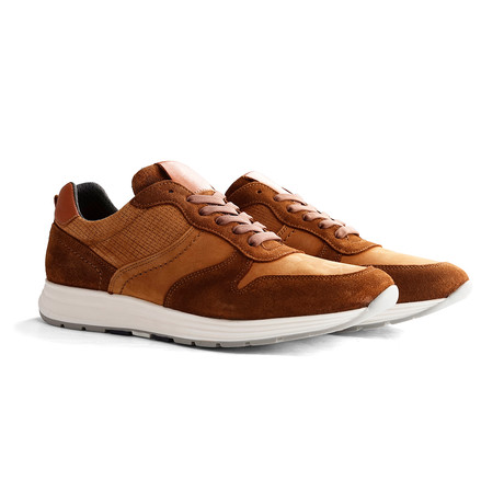 M.Delayens Sneakers // Cognac (Euro: 40)