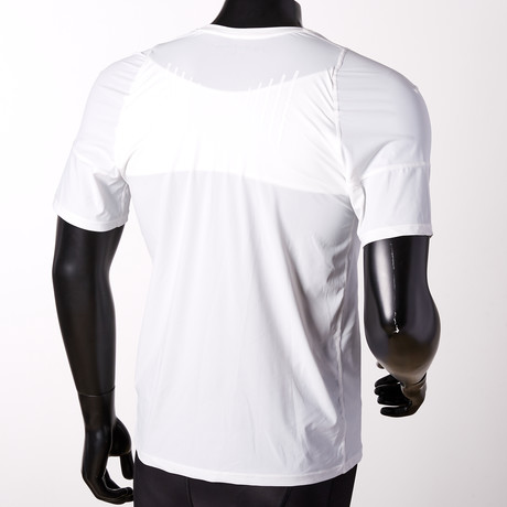 Posture Reminder T-Shirt // White // Men's (S)