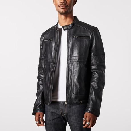 Hermes Biker Jacket // Black (XS)