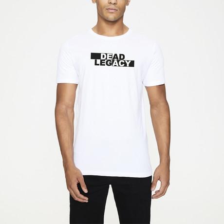 Dead Legacy T-Shirt // White (XS)