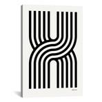 """X Geometric Letter (18""""W x 26""""H x 0.75""""D)"""