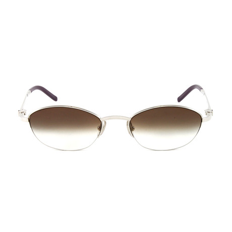 ANA14707 Sunglasses // Silver