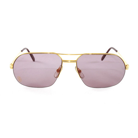 Men's CT-TANK-60 Sunglasses // Gold