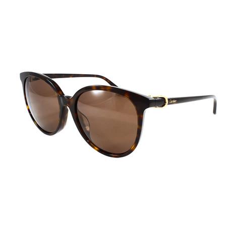 Women's CT0003SA Sunglasses // Brown