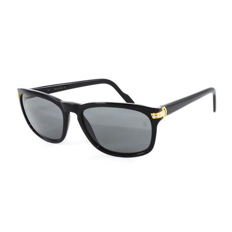 Unisex T8200179 Sunglasses // Black + Gold