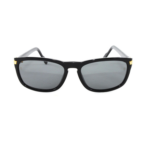 Unisex T8200179 Sunglasses // Black + Gold