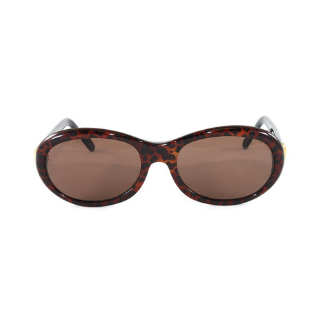 Women's T8200296 Sunglasses // Brown