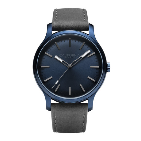 California Watch Co. Laguna 40 Quartz // LGM-7772-11L