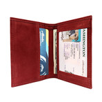 LSM Wallet (Black Suede)