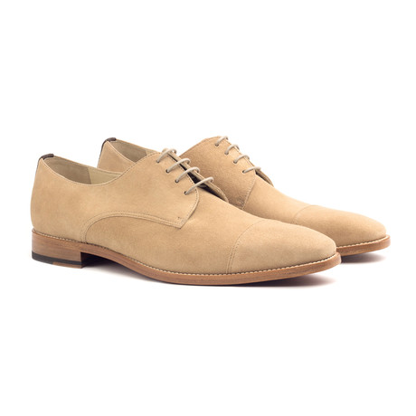 Derby // Tan + Brown (UK: 5.5)