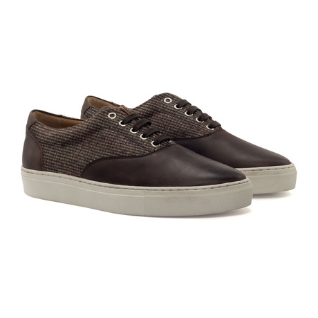 Top Sider Sneaker // Brown (UK: 5.5)