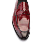 Nelson Penny Loafer // Bordeaux (Euro: 41)