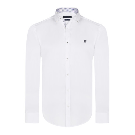 Darius Dress Shirt // White (XS)