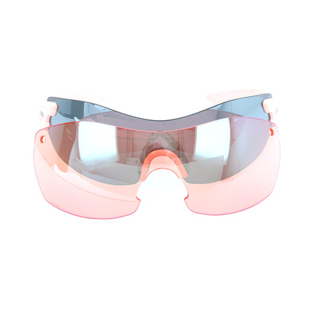 Women's Pivlock Sunglasses // Light Pink